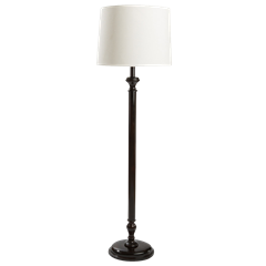 Large Candlestick Table Lamp