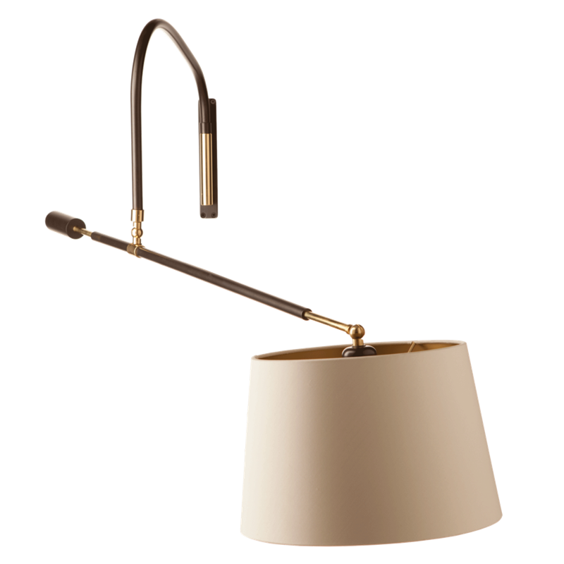 Wall Mounted Cantilever Lamp : Wall lights - Cantilever Swing Arm